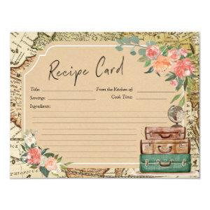 Our Greatest Adventure Recipe Card starting at 2.20