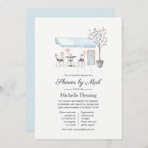 Paris Cafe Baby or Bridal Shower by Mail Invitation starting at 2.51