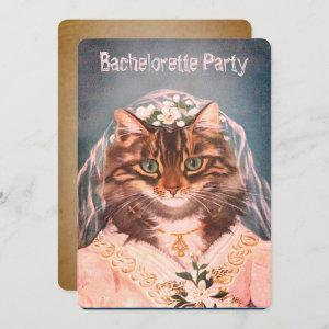 Personalized bachelorette party, bridal shower invitation starting at 2.86