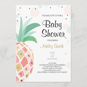 Pineapple Baby shower  Tropical Bridal starting at 2.66