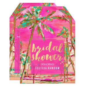 PixDezines Hawaii/Beach/Bridal Shower Invitation starting at 2.86