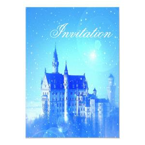 princess party fairytale castle invitation starting at 2.77