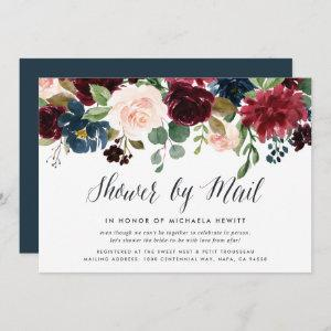 Radiant Bloom Baby or Bridal Shower By Mail Invitation starting at 2.51