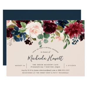 Radiant Bloom Bridal Shower Invitation starting at 2.51