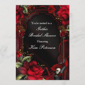 Red Roses Gothic Glam Elegant Party starting at 2.82