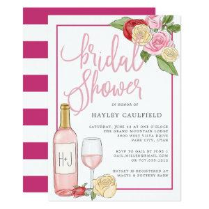 Rosé Garden | Bridal Shower Invitation starting at 2.51