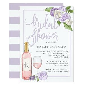 Rosé Garden | Bridal Shower Invitation starting at 2.26