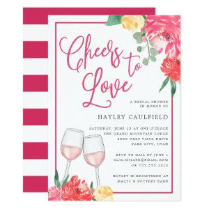 Rosé Garden | Bridal Shower Invitation starting at 2.66