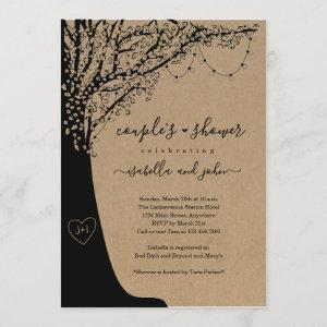 Rustic Couple's Wedding Shower Invitation starting at 2.61