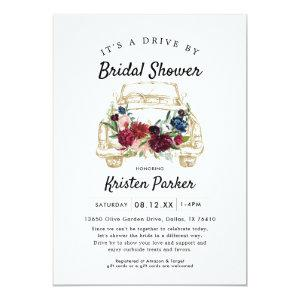 Rustic Drive By Bridal Shower Invitation starting at 2.61