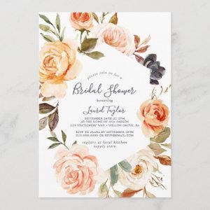 Rustic Earth Florals Bridal Shower starting at 2.51