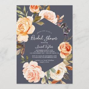 Rustic Earth Florals   Purple Bridal Shower starting at 2.51
