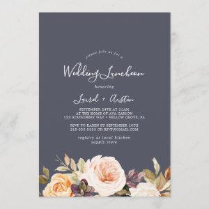Rustic Earth Florals   Purple Wedding Luncheon starting at 2.51