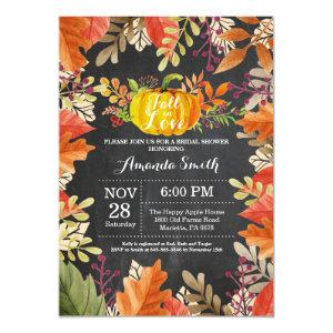 Rustic Fall Bridal Shower Invitation starting at 2.10