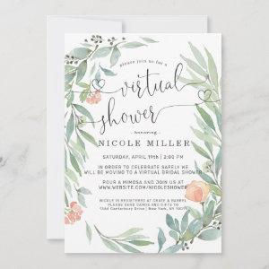 Serene Botanical | Wild Meadow Virtual Bridal starting at 2.46