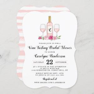 Simply Sweet Wine Tasting Bridal Shower Invitation starting at 2.65