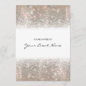 Sparkly Silver Faux Sequins Festive Party starting at 2.56