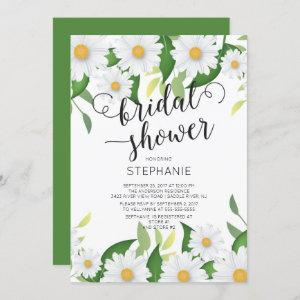 Spring Daisy Flowers Bridal Shower Invitation starting at 2.40