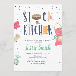Stock the Kitchen Bridal Shower Cooking Baking starting at 2.66