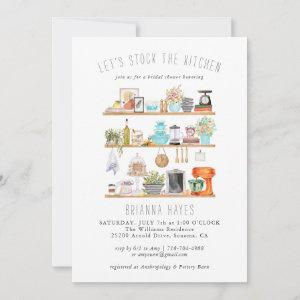 Stock the Kitchen Bridal Shower starting at 2.46