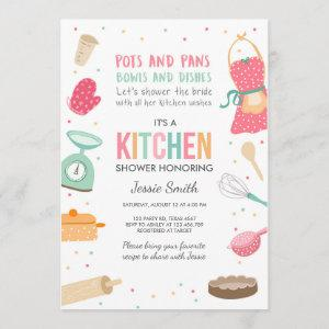 Stock the Kitchen Bridal Shower  Cooking starting at 2.66