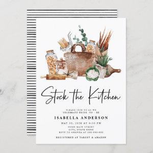 Stock the Kitchen Pantry Greenery Bridal Shower In starting at 2.55