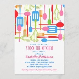 Stock the Kitchen Retro Style Bridal Shower starting at 2.56