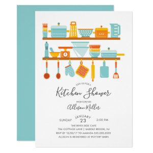 Stock The Kitchen Shower Invitations starting at 2.40