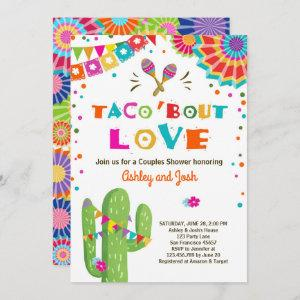 Taco Bout Love Fiesta Couples shower invitation starting at 2.66