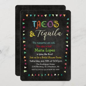 Tacos and Tequila Bridal Shower starting at 2.81