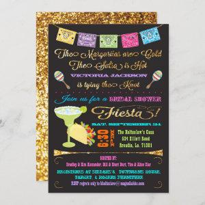 Tacos and Tequila Bridal Shower Mexican Fiesta starting at 2.45