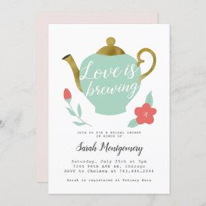 Tea Party Bridal Shower starting at 2.40