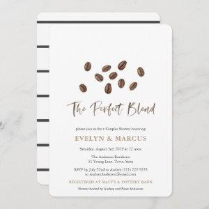 The Perfect Blend Coffee Couples Wedding Shower starting at 3.23