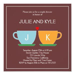 The Perfect Blend Engagement or Wedding Shower Invitation starting at 2.51