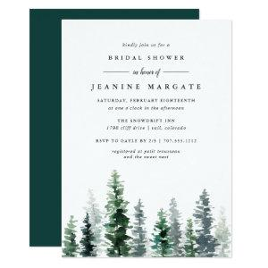 Timber Grove | Rustic Bridal Shower Invitation starting at 2.51