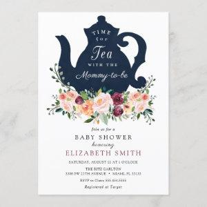 Time for Tea Baby Shower Invitation starting at 2.45