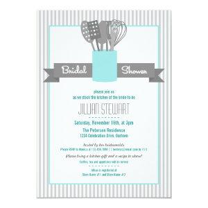 Trendy Stock the Kitchen Bridal Shower Invitations starting at 2.66