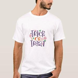 Trick or treat Sweet candy T-Shirt starting at 19.20