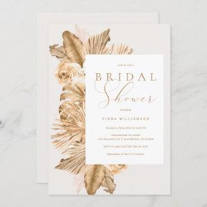 Tropical Gold Dried Pampas Bridal Shower starting at 2.40