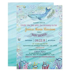 Under The Sea Baby Shower Invitation starting at 2.51