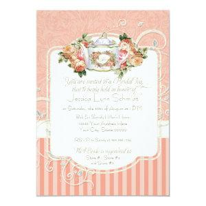 Vintage Antique Roses Floral Bouquet Modern Swirls Invitation starting at 2.36