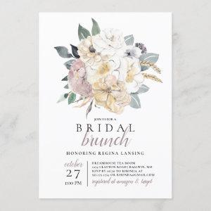 Watercolor Bridal Brunch Bouquet Invitation starting at 2.40