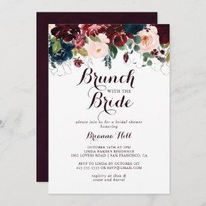 Watercolor Fall Brunch with the Bride Shower starting at 2.51