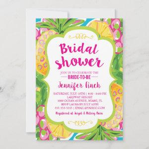 Watercolor Pineapple Bridal Shower starting at 2.61