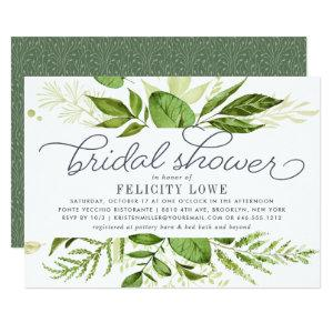 Wild Meadow Bridal Shower Invitation starting at 2.26
