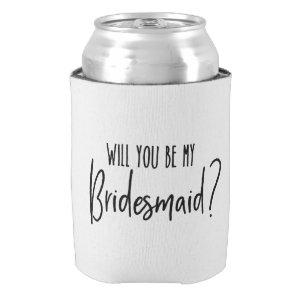 Will You be My Bridesmaid? Can Cooler starting at 7.05