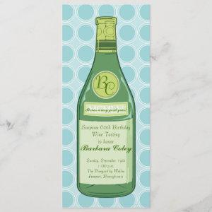 Wine Bottle Rings Party & Shower Invitation starting at 2.98