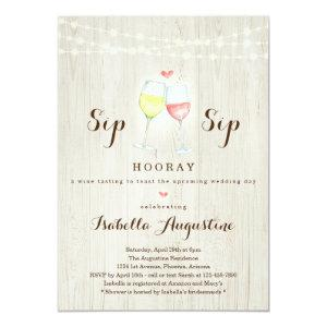 Wine Tasting Bridal Shower Invitation starting at 2.61